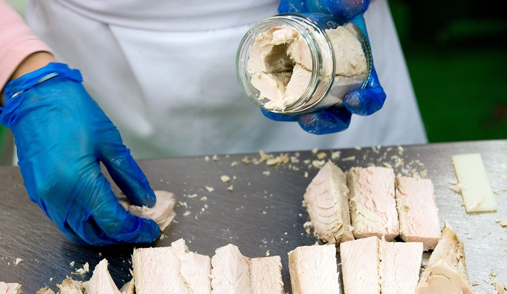 Conservas elaboración artesanal