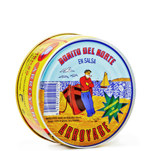 bonito en salsa catalana lata
