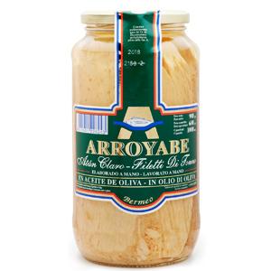 Atún claro en aceite de oliva Arroyabe