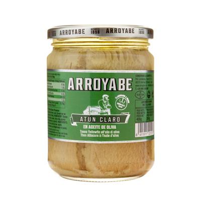Atun Claro en aceite de oliva 450 gr.