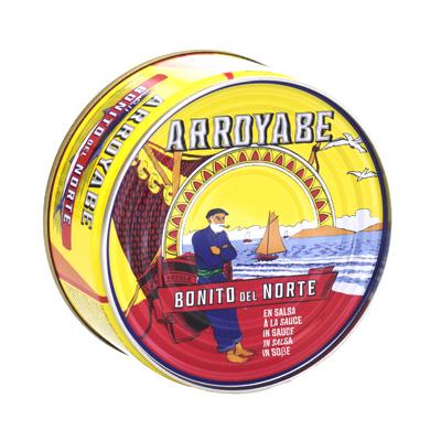 Bonito del Norte en salsa lata 260 gr.