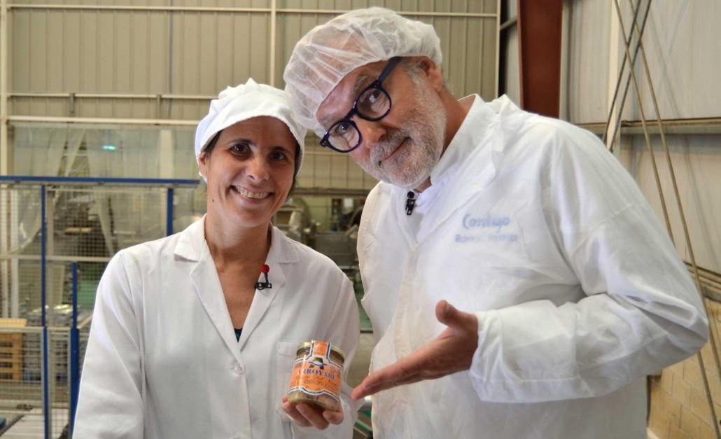 Ramon Roteta elabora un tarro de bonito