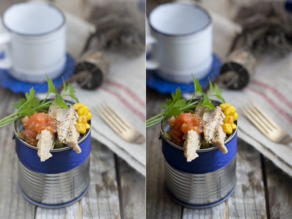Estofado ventresca de atun receta