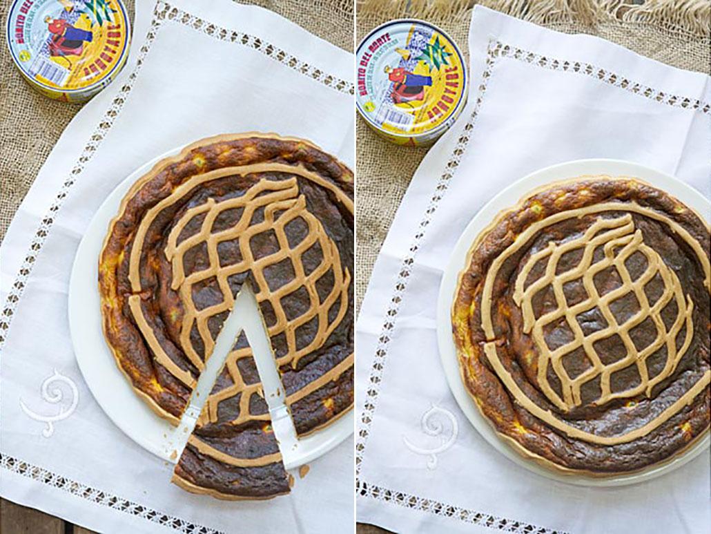 Crostata de bonito Arroyabe