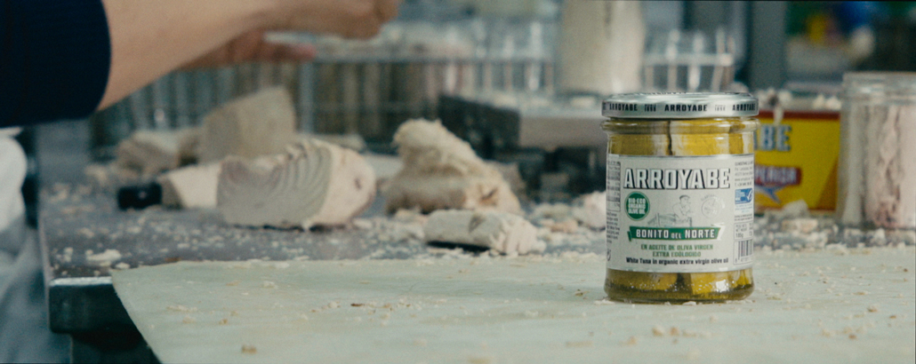Bonito en aceite de oliva ecológico