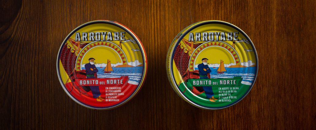 Arroyabe nuevas latas