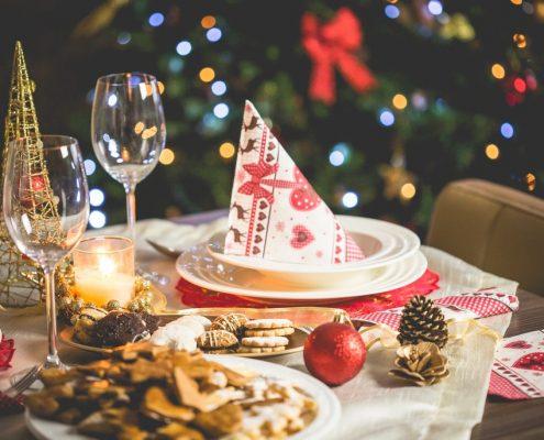 Recetas rapidas y faciles para una cena de navidad de lujo