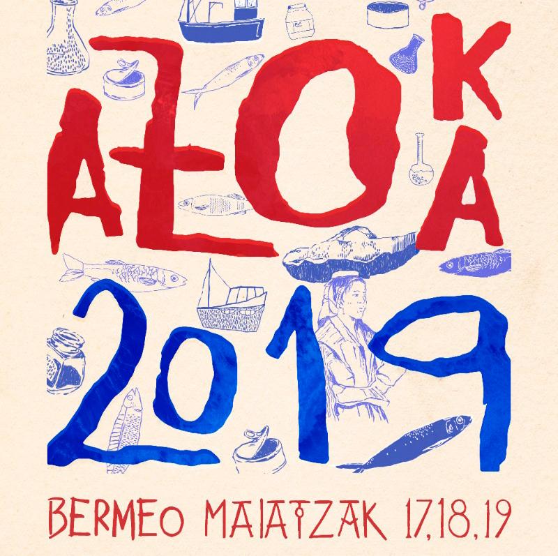Arrain Azoka 2019 portada