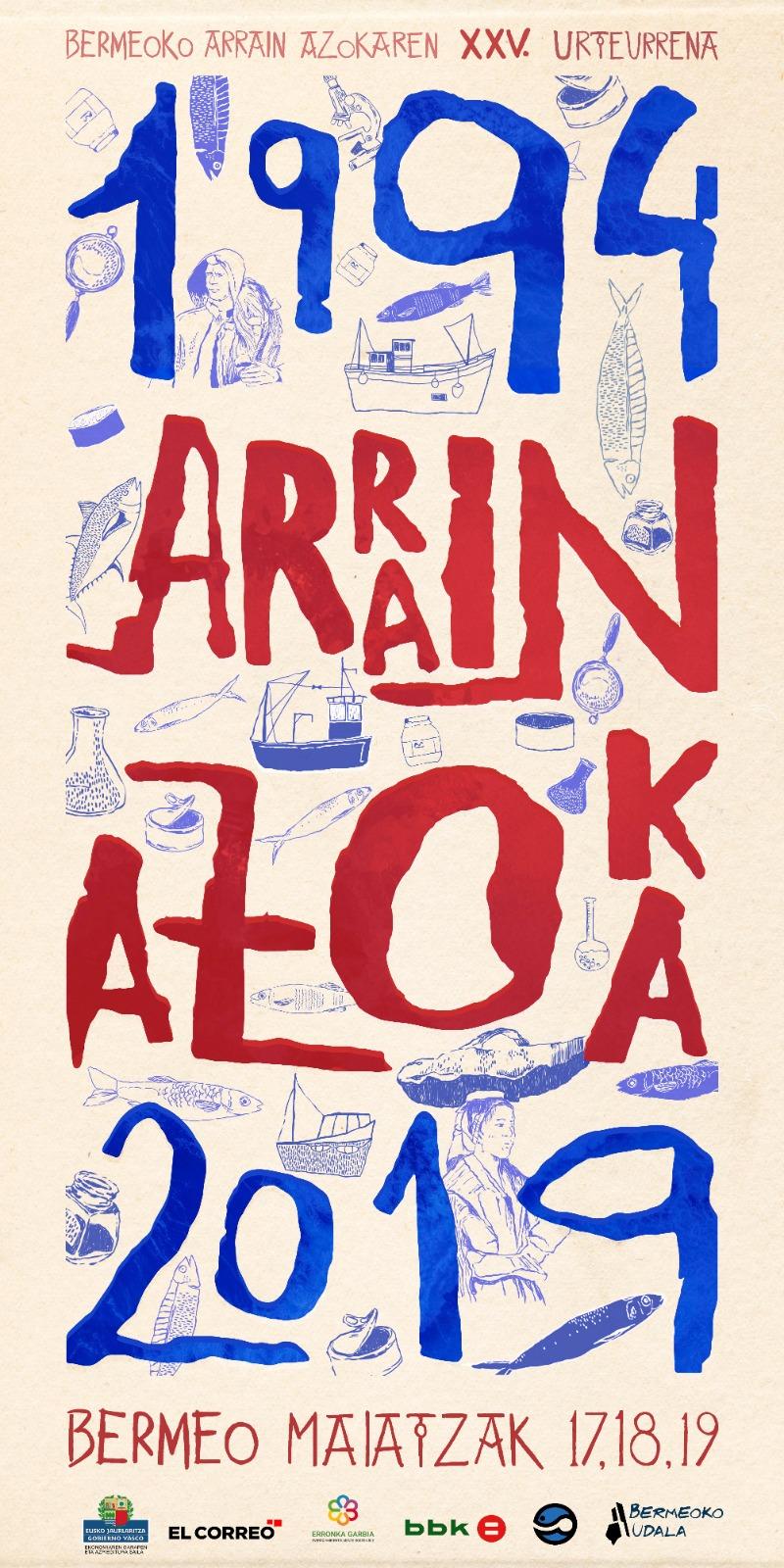 Arrain Azoka 2019