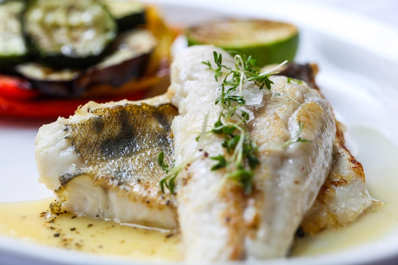 Anisakis pescado frito