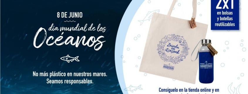 Promocion dia de los oceanos
